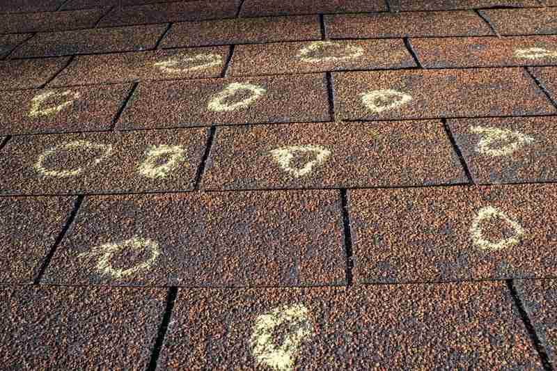Full-Service Roof Hail Damage Repair - Bohon Roofing